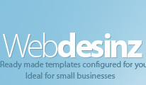 Web Desinz - we build you a new website for your business
